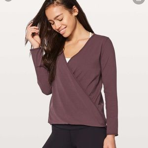 Lululemon full freedom long sleeve